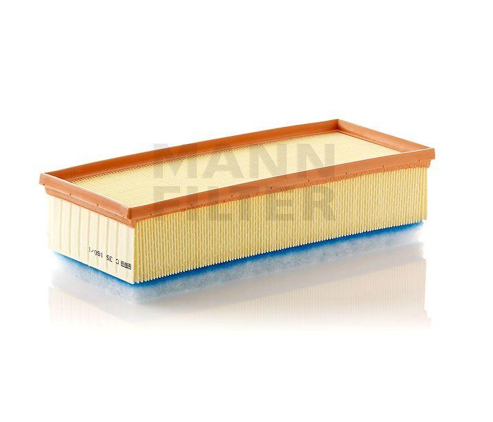 MANN Filter C35160/1 Levegőszűrő CITROEN C8, JUMPY, FIAT SCUDO, ULYSSE, LANCIA PHEDRA, PEUGEOT 807, EXPERT