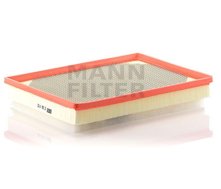 MANN Filter C36172 Levegőszűrő OPEL MOVANO, RENAULT MASTER