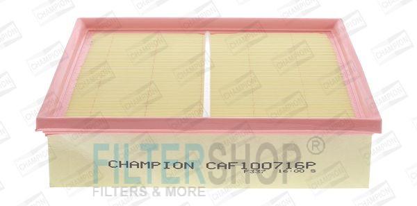 CHAMPION CAF100716P Levegőszűrő OPEL OMEGA