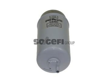 PURFLUX CS487 Gázolajszűrő, üzemanyagszűrő FORD TRANSIT