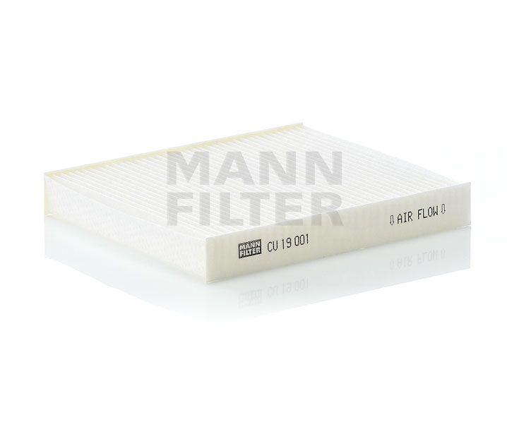 MANN Filter CU19001 Pollenszűrő KIA SOUL 2009-