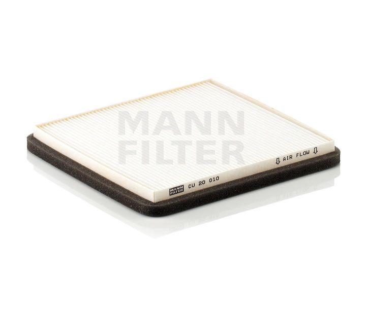 MANN Filter CU20010 Pollenszűrő CHEVROLET SPARK 2010-