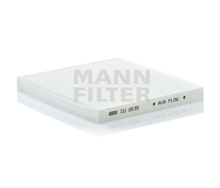 MANN Filter CU2035 Pollenszűrő TOYOTA AVENSIS, COROLLA, COROLLA VERSO