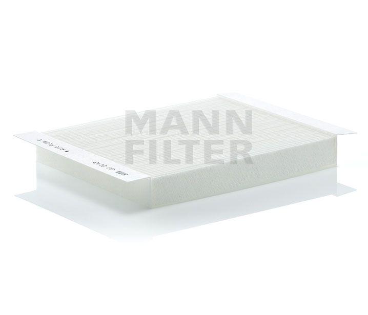 MANN Filter CU2143 Pollenszűrő OPEL MERIVA