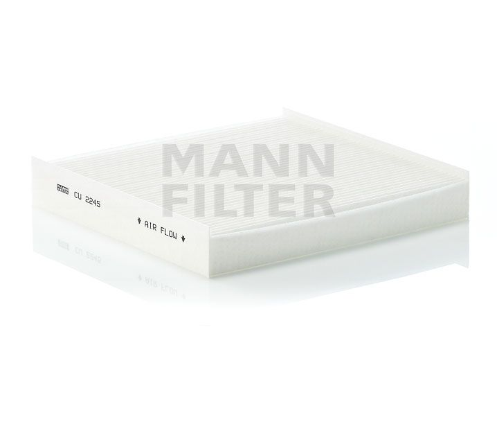 MANN Filter CU2245 Pollenszűrő CITROEN BERLINGO, XSARA II, PEUGEOT PARTNER