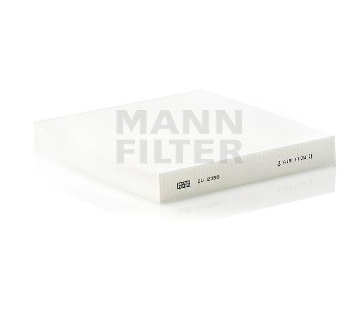 MANN Filter CU2358 Pollenszűrő Honda Accord, Civic, CR-V