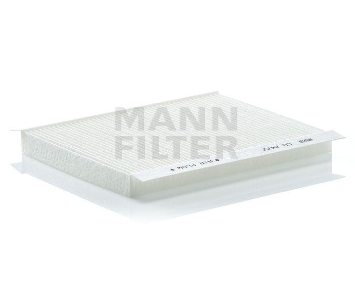 MANN Filter CU2422 Pollenszűrő FIAT BRAVO, STILO, LANCIA DELTA