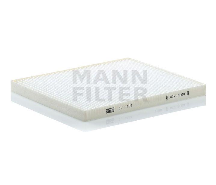 MANN Filter CU2434 Pollenszűrő KIA CARNIVAL, CERATO, SEDONA, SORENTO