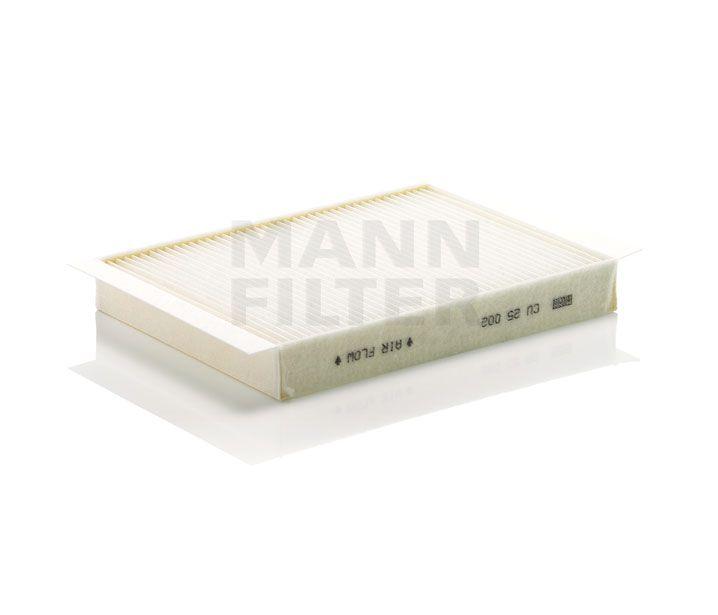 MANN Filter CU25002 Pollenszűrő Mercedes GL X166, M W166