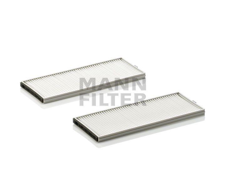 MANN Filter CU2506-2 Pollenszűrő HYUNDAI ACCENT, GETZ