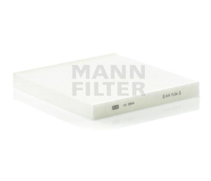 MANN Filter CU2544 Pollenszűrő CITROEN JUMPER, FIAT DUCATO, PEUGEOT BOXER