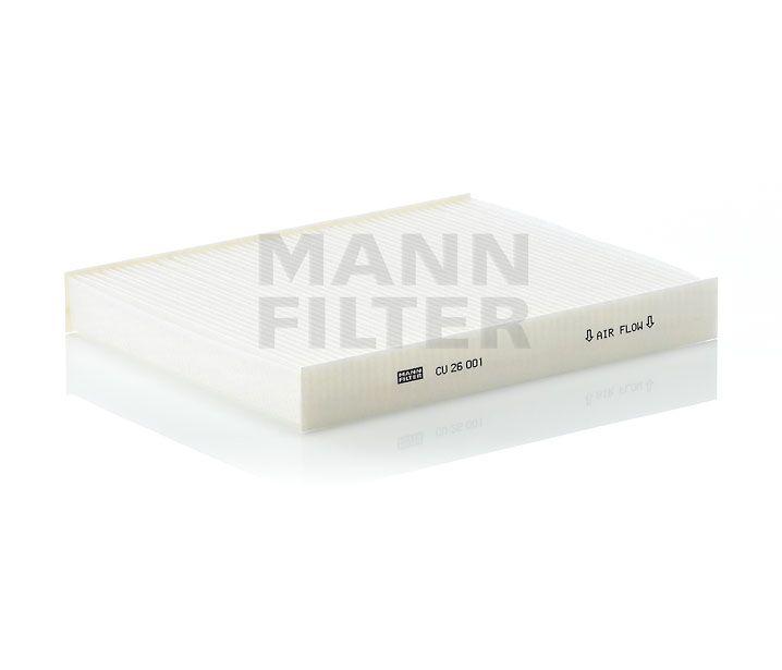 MANN Filter CU26001 Pollenszűrő HYUNDAI iX 55 2008-