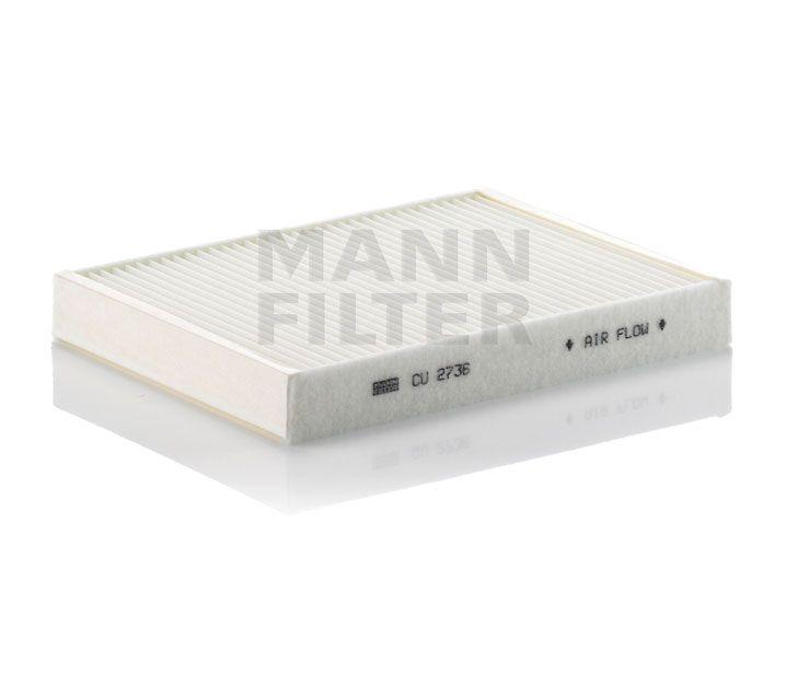 MANN Filter CU2736-2 Pollenszűrő BMW E39