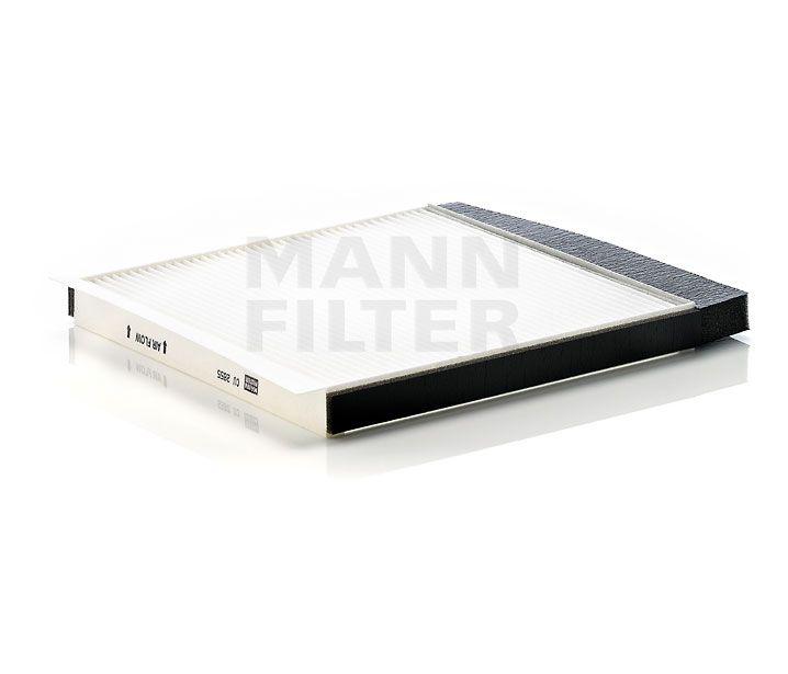 MANN Filter CU2855 Pollenszűrő VOLVO S60, S70, S80, V70, XC70, XC90
