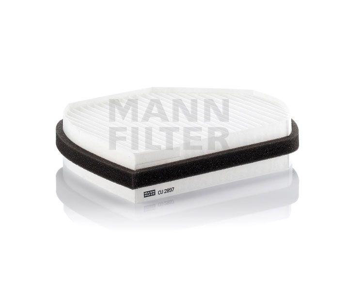 MANN Filter CU2897 Pollenszűrő MERCEDES C, CLK, E, SLK