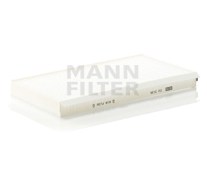 MANN Filter CU3139 Pollenszűrő BMW E60, E61, E63, E64