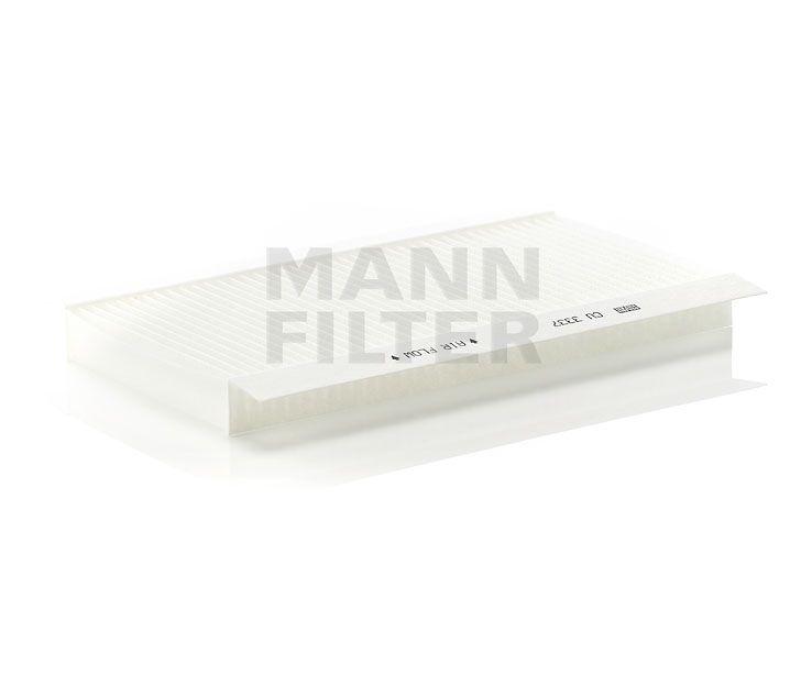 MANN Filter CU3337 Pollenszűrő FIAT CROMA, OPEL COMBO B, CORSA C, SIGNUM, VECTRA, SAAB