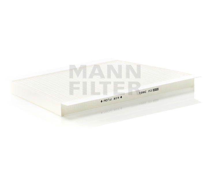 MANN Filter CU3461 Pollenszűrő MERCEDES CLASSE C, CLC, CLK