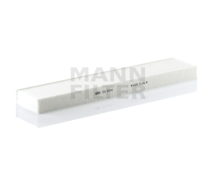 MANN Filter CU5141 Pollenszűrő FORD MONDEO III, JAGUAR X TYPE