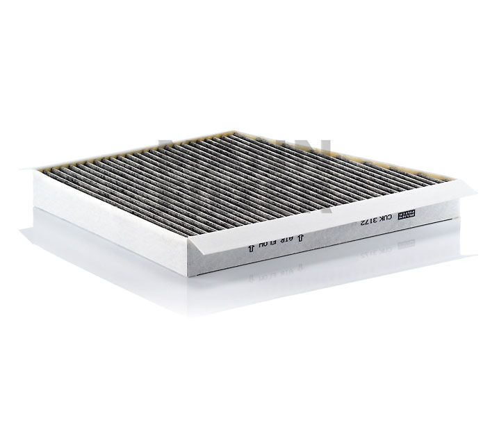 MANN Filter CUK3172 Aktívszenes pollenszűrő MERCEDES CLASSE CLS, E