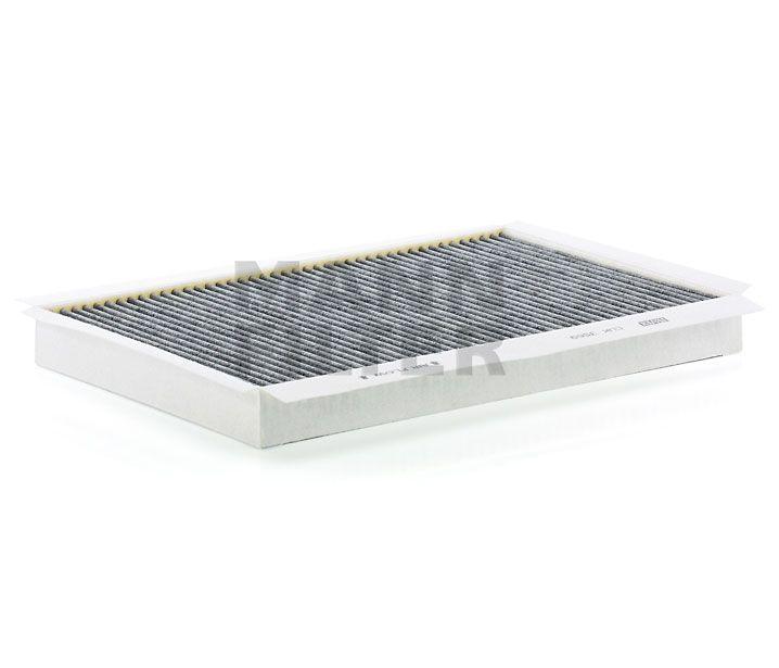 MANN Filter CUK3569 Aktívszenes pollenszűrő Mercedes Sprinter, VW Crafter