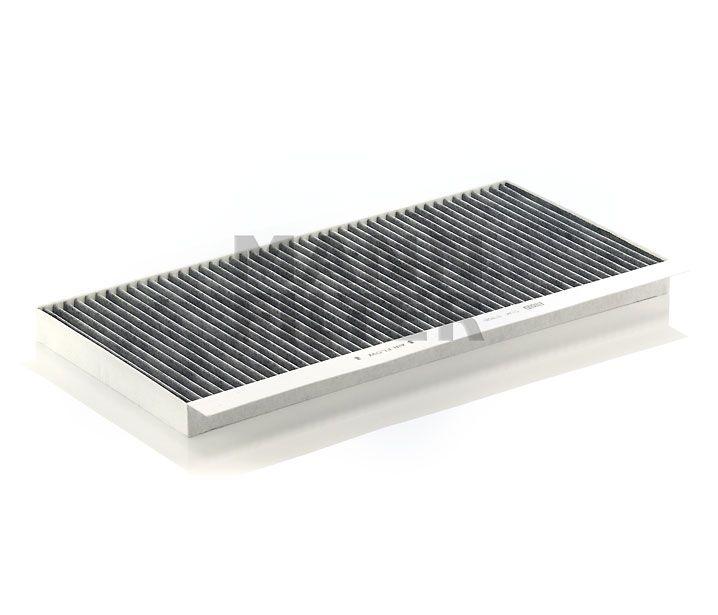 MANN Filter CUK5366 Aktívszenes pollenszűrő BMW X5, RANGE ROVER