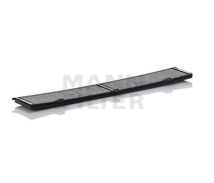 MANN Filter CUK8430 Aktívszenes pollenszűrő BMW 1, 3, X1