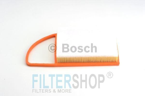 BOSCH F026400220 Levegőszűrő CITOREN, FIAT, PEUGEOT 1.6 HDi, TOYOTA PROACE