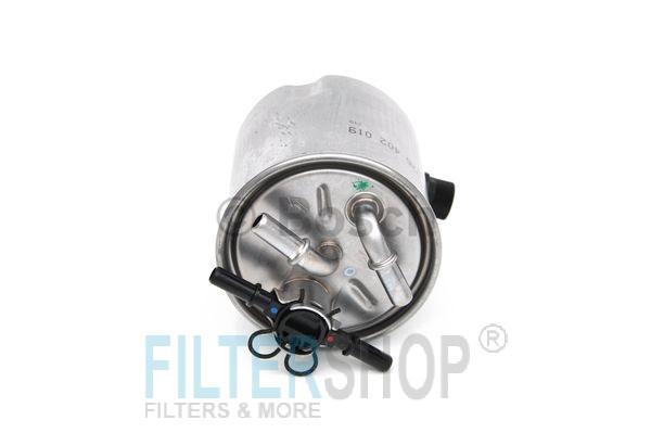 BOSCH F026402019 Gázolajszűrő, üzemanyagszűrő Dacia, Renault 1.5 DCi