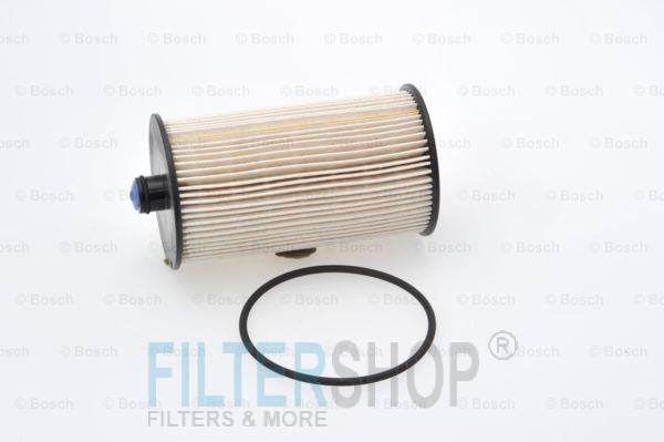 BOSCH F026402101 Gázolajszűrő, üzemanyagszűrő VW CRAFTER 2006-