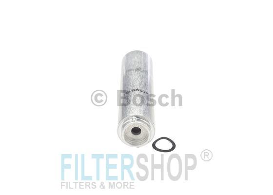 BOSCH F026402824 Gázolajszűrő, üzemanyagszűrő BMW, MINI