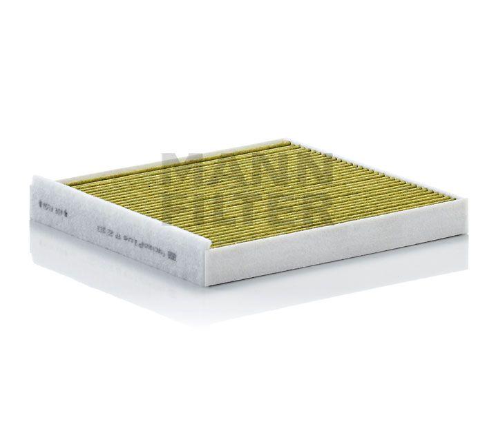 MANN Filter FP22013 FreciousPlus Polifenolos aktívsznes pollenszűrő FORD TRANSIT 2007-