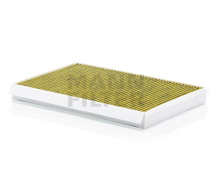 MANN Filter FP3569 FreciousPlus Polifenolos aktívszenes pollenszűrő Mercedes Sprinter, VW Crafter