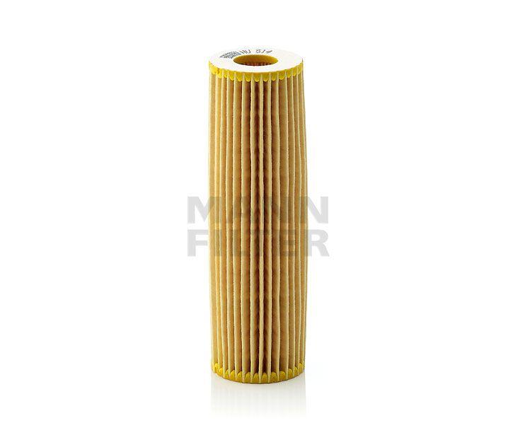 MANN Filter HU514x Olajszűrő MERCEDES C, CLC, CLK, E, SLK, SPRINTER