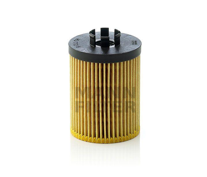 MANN Filter HU712/8x Olajszűrő OPEL AGILA, ASTRA, CORSA, MERIVA, TIGRA