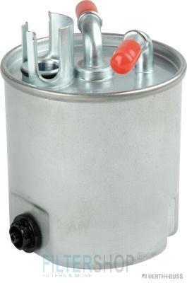 HERTH+BUSS JAKOPARTS J1331049 Gázolajszűrő, üzemanyagszűrő NISSAN QASHQAI, X TRAIL, RENAULT KOLEOS 1.5 DCi, 2.0 DCi