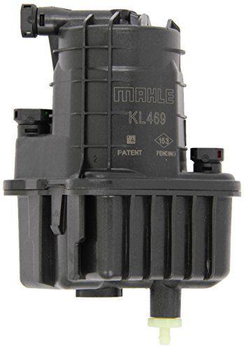 MAHLE KL469 Gázolajszűrő, üzemanyagszűrő RENAULT CLIO, MODUS 1.5 DCi
