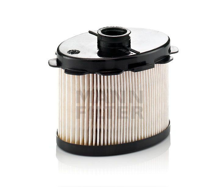 MANN Filter PU1021x Gázolajszűrő, üzemanyagszűrő CITROEN BERLINGO, JUMPY, XSARA, XANTIA, FIAT SCUDO, PEUGEOT 206, 306, EXPERT, PARTNER