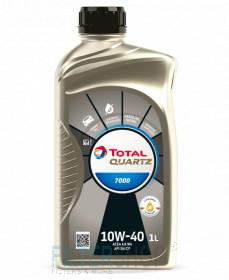 Motorolaj TOTAL QUARTZ 7000 10W40 1 L