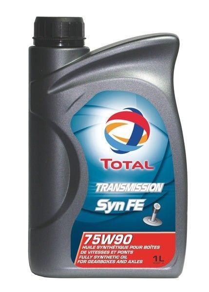 Hajtóműolaj TOTAL TRANSMISSION SYN FE 75W90 1 L