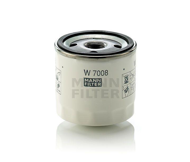 MANN Filter W7008 Olajszűrő