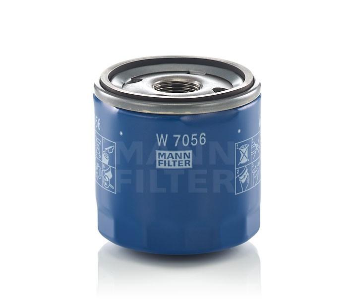 MANN Filter W7056 Olajszűrő Opel Astra K