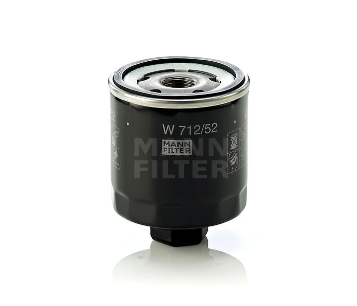 MANN Filter W712/52 Olajszűrő AUDI, SEAT, SKODA, VOLKSWAGEN