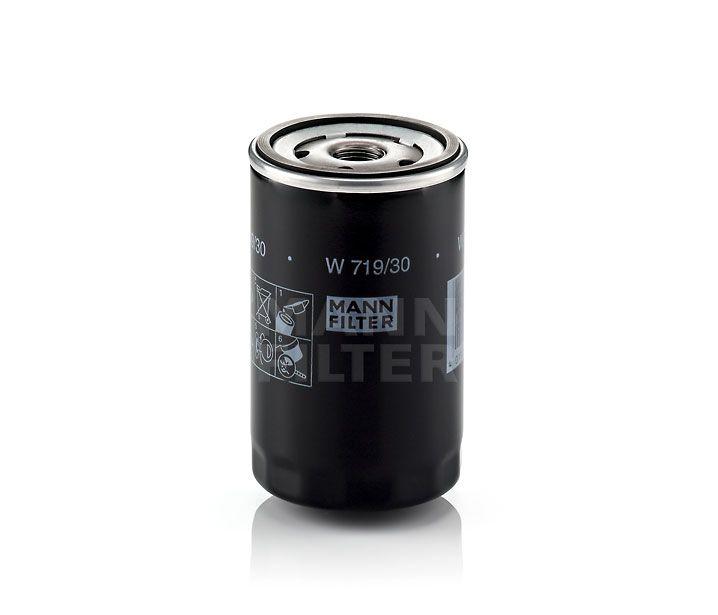 MANN Filter W719/30 Olajszűrő AUDI, SEAT, VW