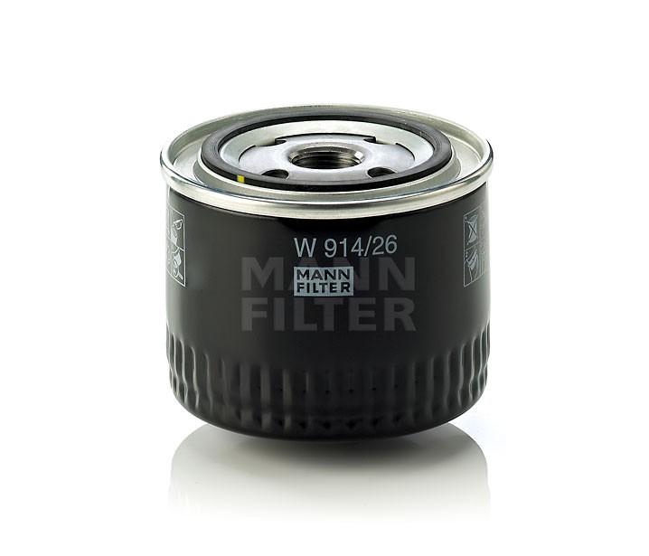 MANN Filter W914/26 olajszűrő Honda, Rover, Land Rover