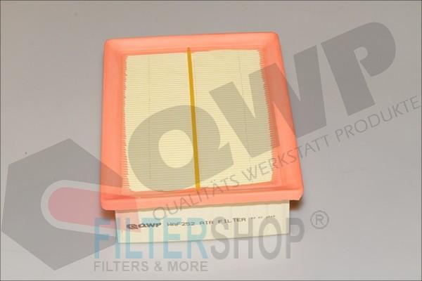 QWP WAF252 Levegőszűrő ALFA ROMEO 145, 146, 155, FIAT BRAVA, BRAVO, MAREA, MARENGO