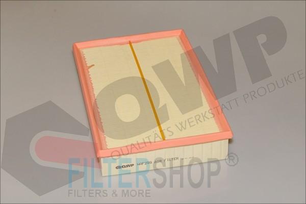 QWP WAF299 Levegőszűrő VOLVO S60, S80, V70, XC70