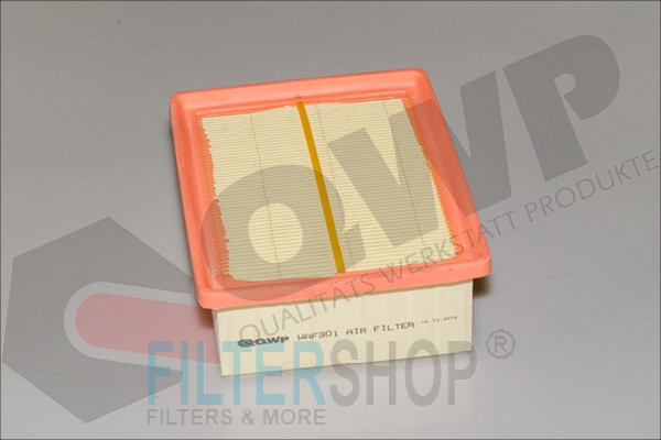 QWP WAF301 Levegőszűrő CITROEN XSARA, PEUGEOT 206, 306, 307