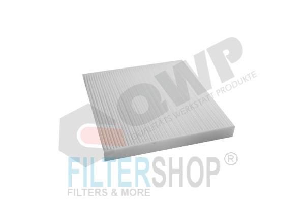 QWP WCF144 Pollenszűrő CITROEN JUMPER, FIAT DUCATO, PEUGEOT BOXER