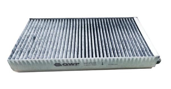 QWP WCF339 Aktívszenes pollenszűrő BMW E60, E61, E63, E64